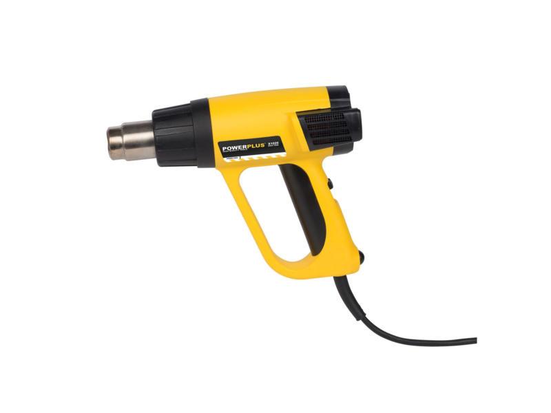 Powerplus POWX1025 décapeur thermique 2000W