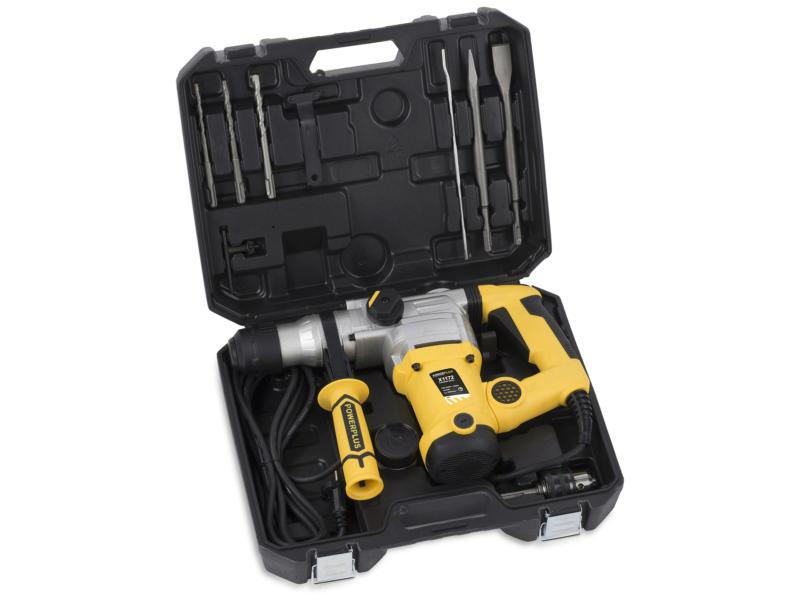 Powerplus POWX1172 marteau-perforateur 1250W