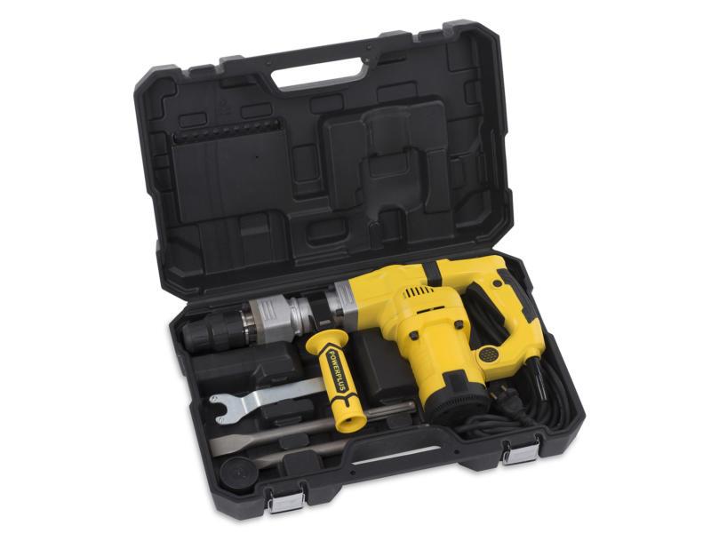 Powerplus POWX1183 marteau-piqueur 1050W
