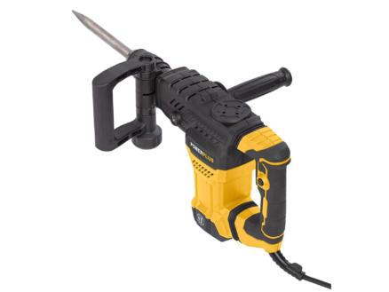 Powerplus X POWX11831 marteau-piqueur SDS-max 1300W + 2 accessoires