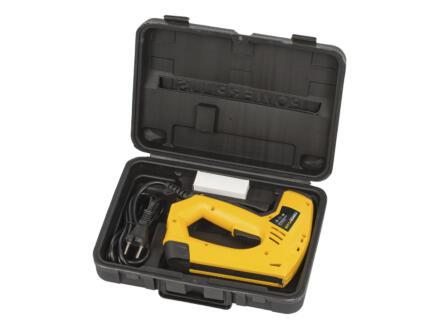 Powerplus POWX13700 elektrisch niet- en nagelpistool 45W