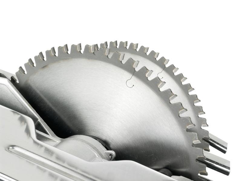 Powerplus X POWX142B lame de scie circulaire 185mm 48D