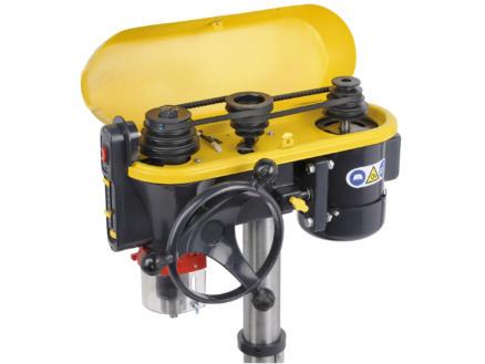 Powerplus POWX154 perceuse à colonne 500W 12 vitesses