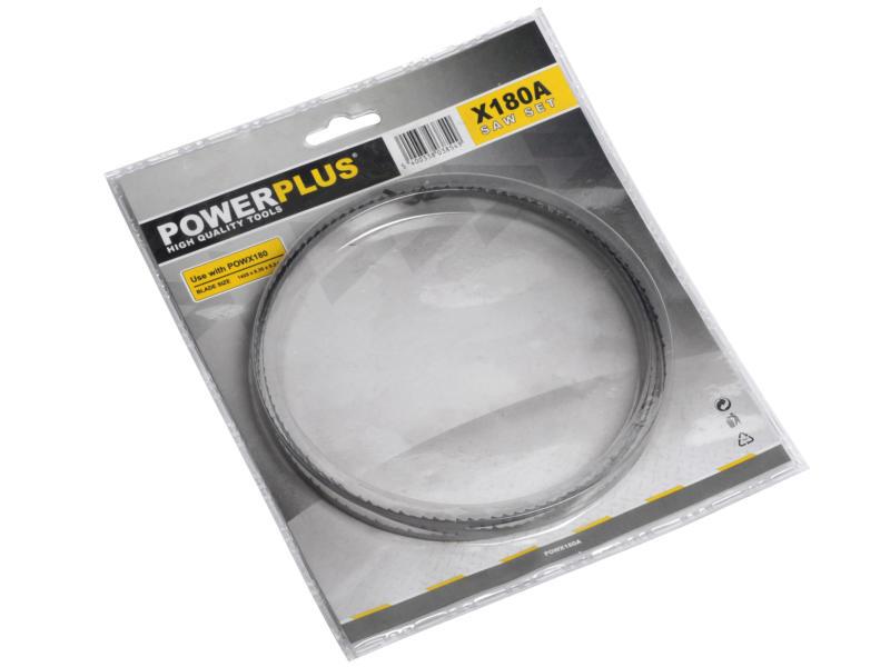 Powerplus POWX180A zaaglint 1425mm x 6,25mm