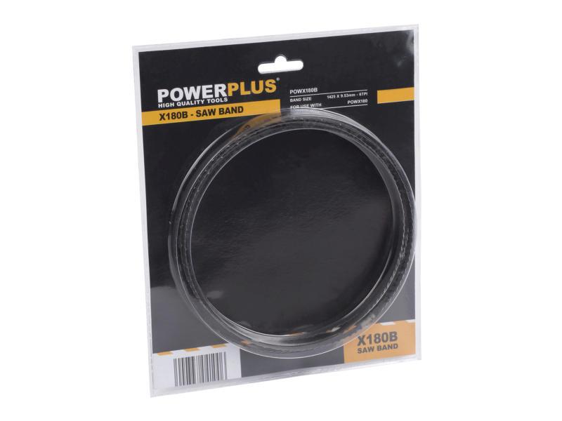 Powerplus POWX180B lame ruban 3/8