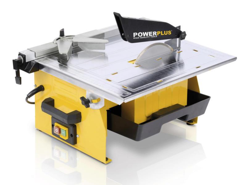 Powerplus POWX230 coupe-carrelage électrique 750W