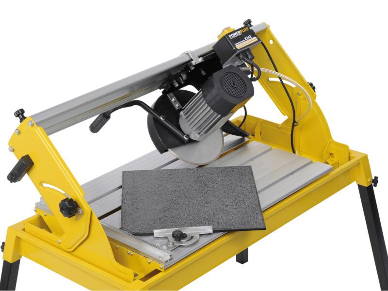 Powerplus POWX242 coupe-carrelage électrique 1100W 60cm