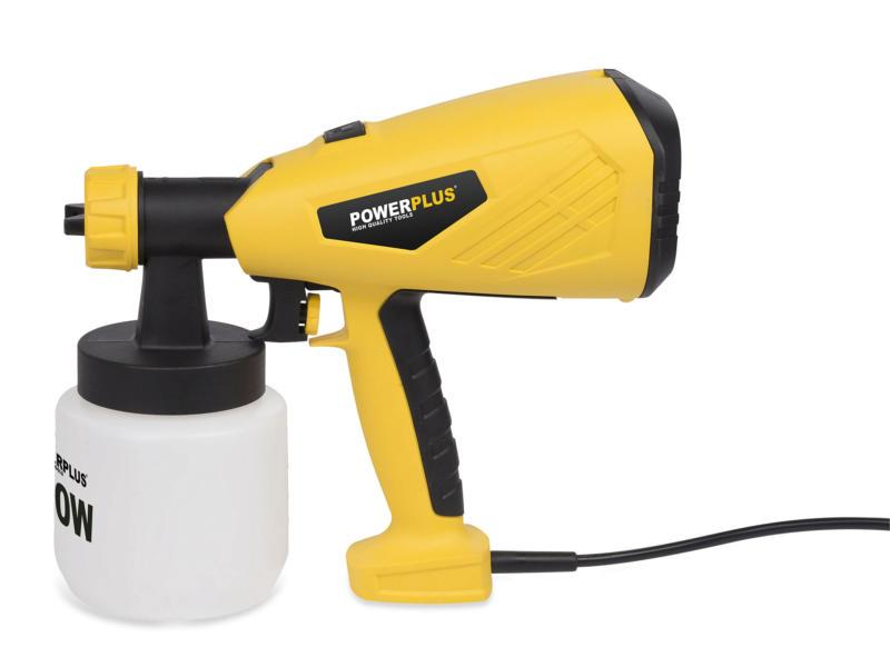 Powerplus X Garden POWX354 pulvérisateur à peinture 500W