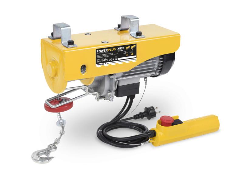 Powerplus POWX902 palan 1050W 300/600 kg