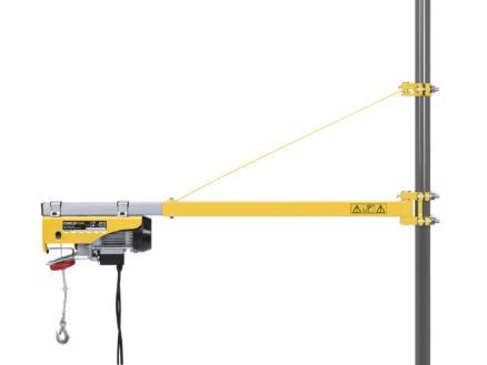 Powerplus POWX910 bras orientable pour palans