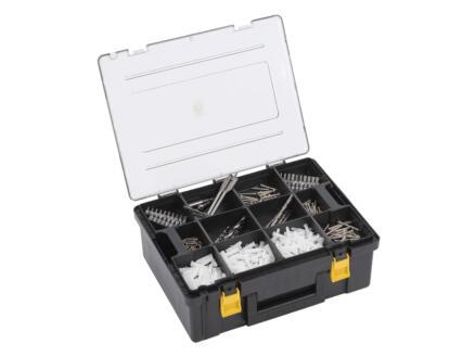 Powerplus XB POWXB10060 accu klopboorschroefmachine 20V + 2 accu's en accessoires