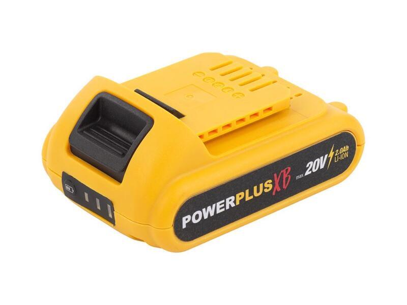 Powerplus XB POWXB90030 accu 20V 2.0Ah