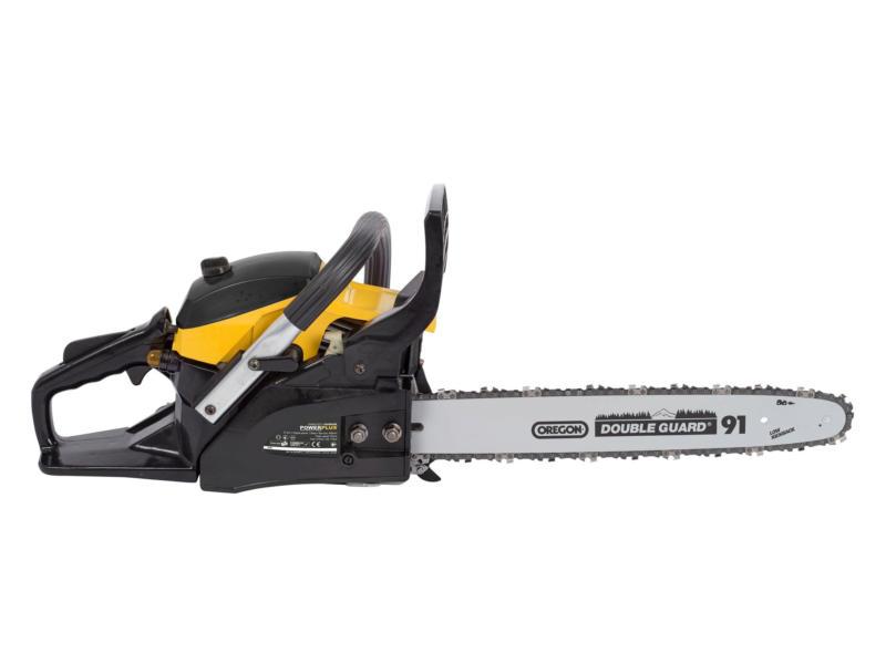 Powerplus POWXG10211 tronçonneuse thermique 37,2cc 400mm