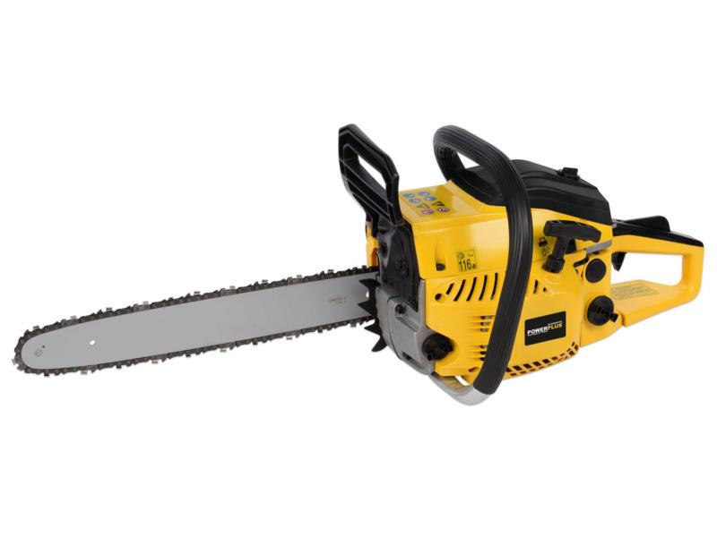 Powerplus POWXG10220 benzine kettingzaag 45cc 400mm