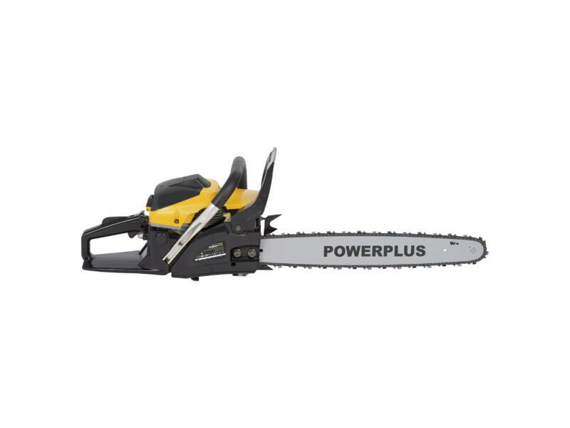 Powerplus X Garden POWXG10231 tronçonneuse thermique 50,4cc 500mm