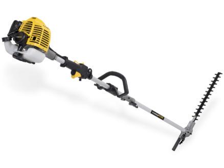 Powerplus POWXG2061 benzine heggenschaar 25,4cc 39cm + verlengstuk