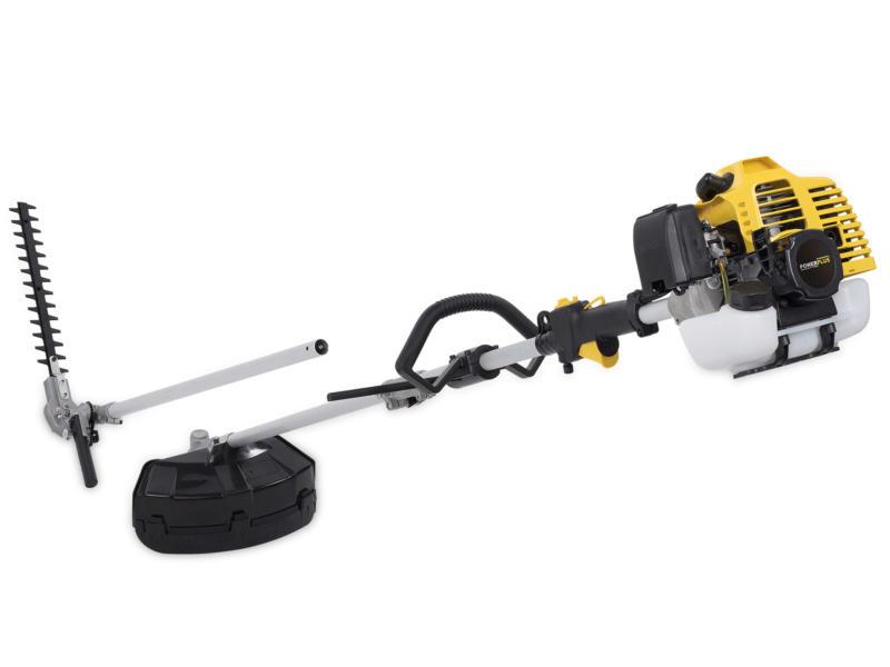 Powerplus X Garden POWXG3025 3-in-1 benzine bosmaaier/trimmer/heggenschaar 33cc