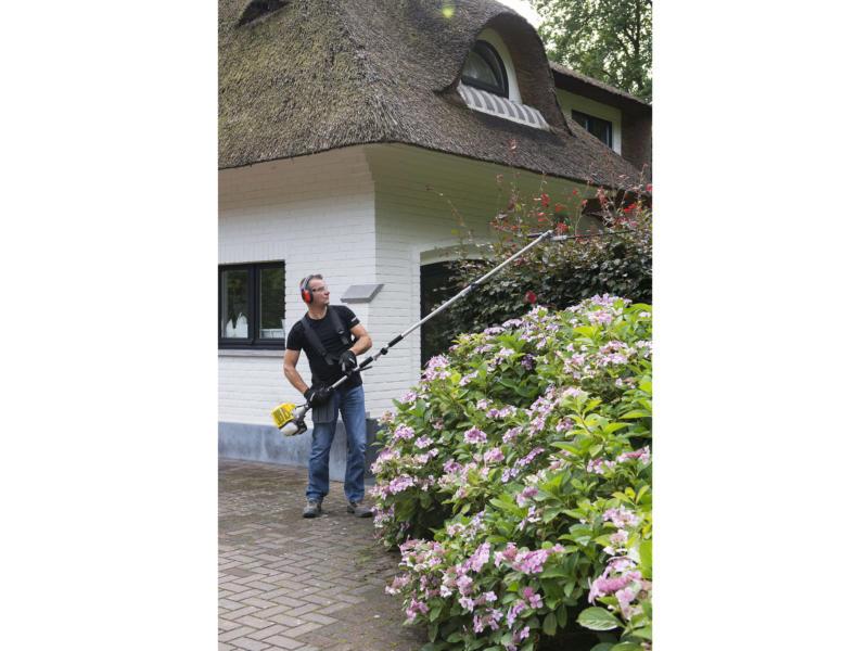 Powerplus X Garden POWXG3026 4-in-1 benzine bosmaaier/trimmer/heggenschaar/kettingzaag 42,7cc