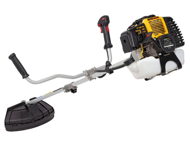Powerplus POWXG30412 benzine bosmaaier/trimmer 52cc