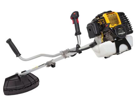 Powerplus POWXG30412 débroussailleuse/coupe-bordures thermique 52cc