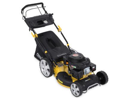 Powerplus POWXG60225 benzine grasmaaier 196cc 50,8cm