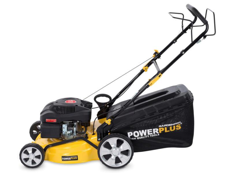 Powerplus POWXG60240 benzine grasmaaier zelftrekkend 141cc 46cm