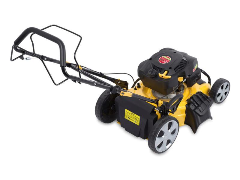 Powerplus POWXG60245 benzine grasmaaier zelftrekkend 173cc 51cm