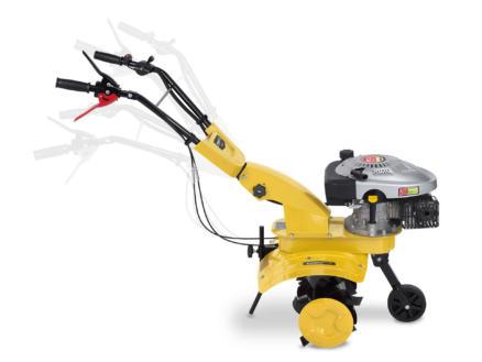 Powerplus X Garden POWXG7214 benzine tuinfrees 173cc