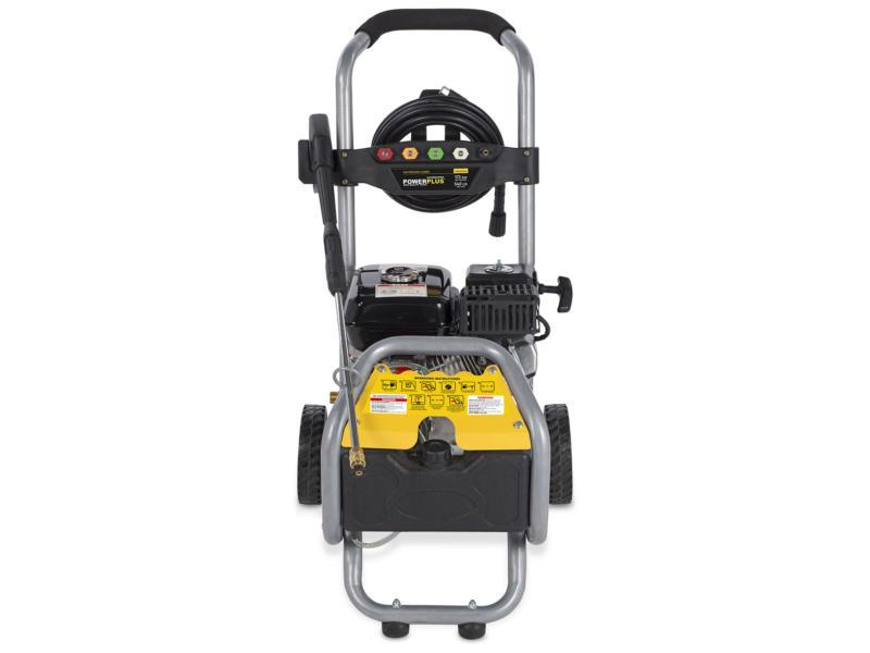 Powerplus POWXG9009 nettoyeur haute pression thermique 208cc