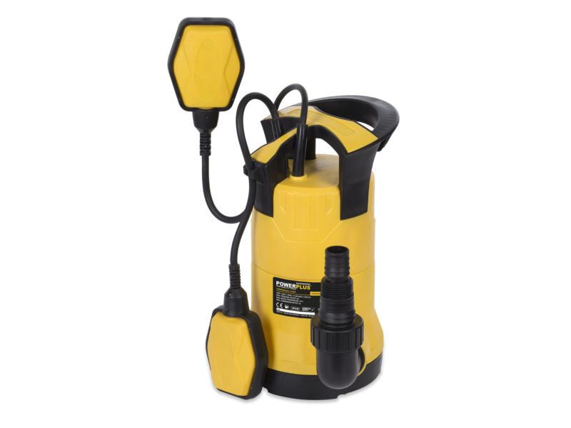 Powerplus X Garden POWXG9504 dompelpomp 250W zuiver water