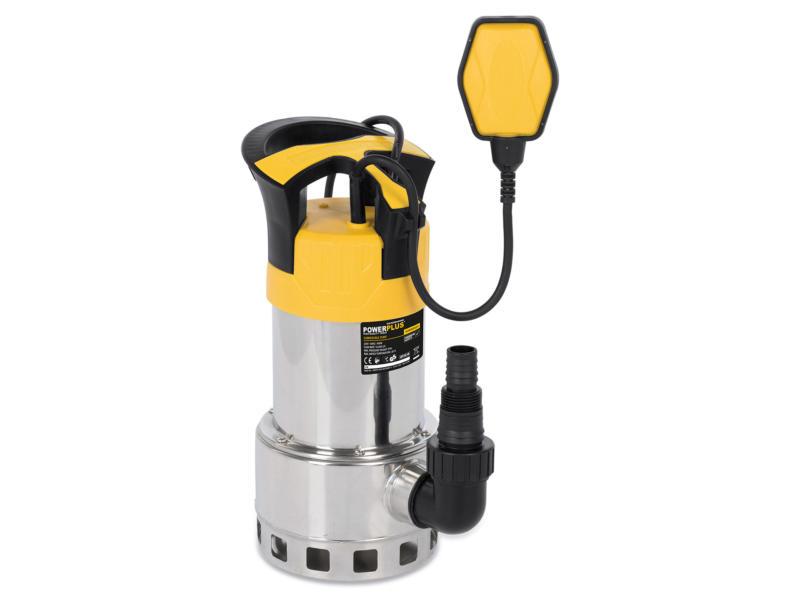 Powerplus POWXG9535 pompe vide-cave 900W eau chargée