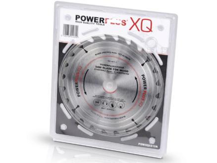Powerplus POWXQ5315A lame de scie circulaire 210mm 24D
