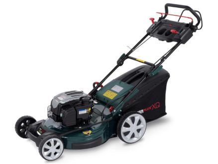 Powerplus POWXQG7555 benzine grasmaaier zelftrekkend 163cc 56cm