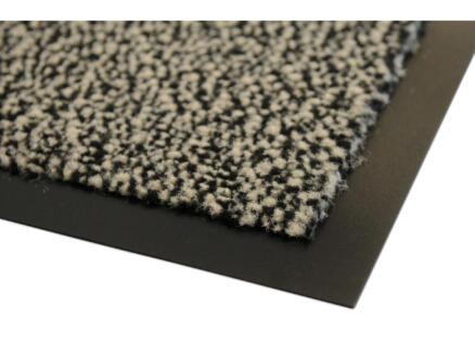 Paillasson antisalissant 60x90 cm beige