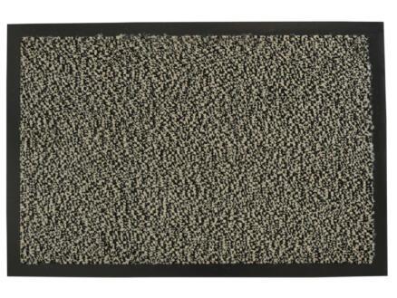 Paillasson antisalissant 90x150 cm beige
