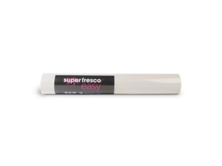 Superfresco Easy Papier peint intissé Textiel uni blanc cassé
