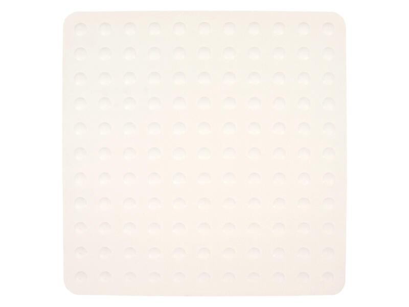 Differnz Papula antislip badmat 54x54 cm wit
