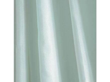 Differnz Peva Base douchegordijn 180x200 cm blauw