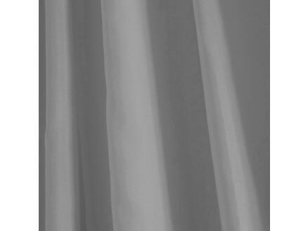 Differnz Peva Base douchegordijn 180x200 cm grijs