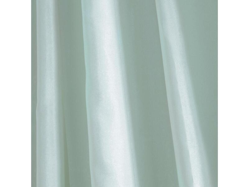 Differnz Peva Base rideau de douche 180x200 cm bleu