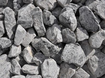Giardino Piëmonte grind 50-90 mm 520kg grijs