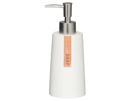 Sealskin Pierra distributeur de savon blanc