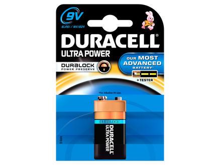 Duracell Pile Ultrapower E-block 9V