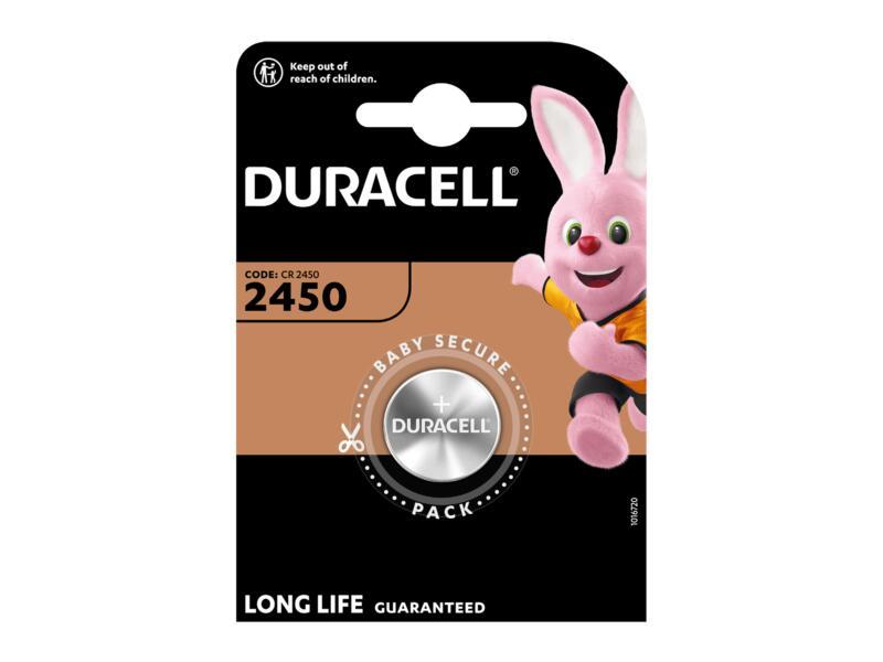 Duracell Pile bouton DL2450 3V
