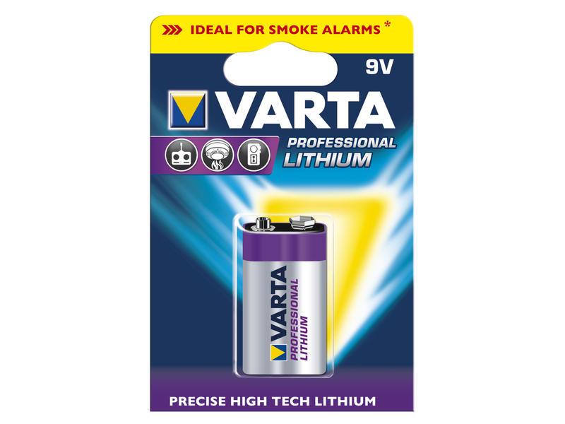 Varta Pile lithium 9V
