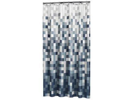 Sealskin Pixel rideau de douche 180x200 cm noir