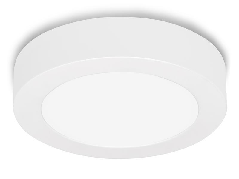 Prolight Plafonnier LED rond 12W