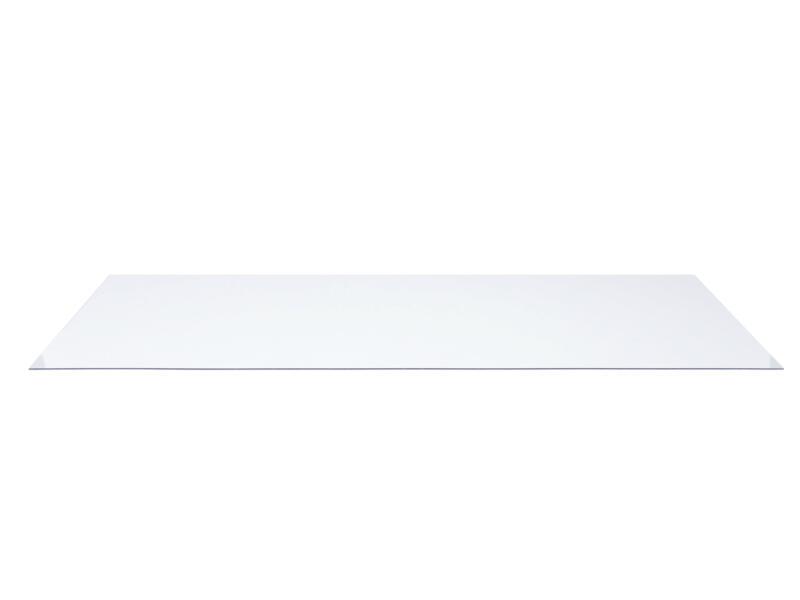 Plaque APET 100x100 cm 2mm transparent