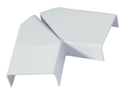 Legrand Platte hoek DLP 32x16 mm wit