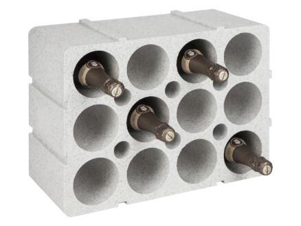 Practo Home Porte-bouteilles 12 bouteilles